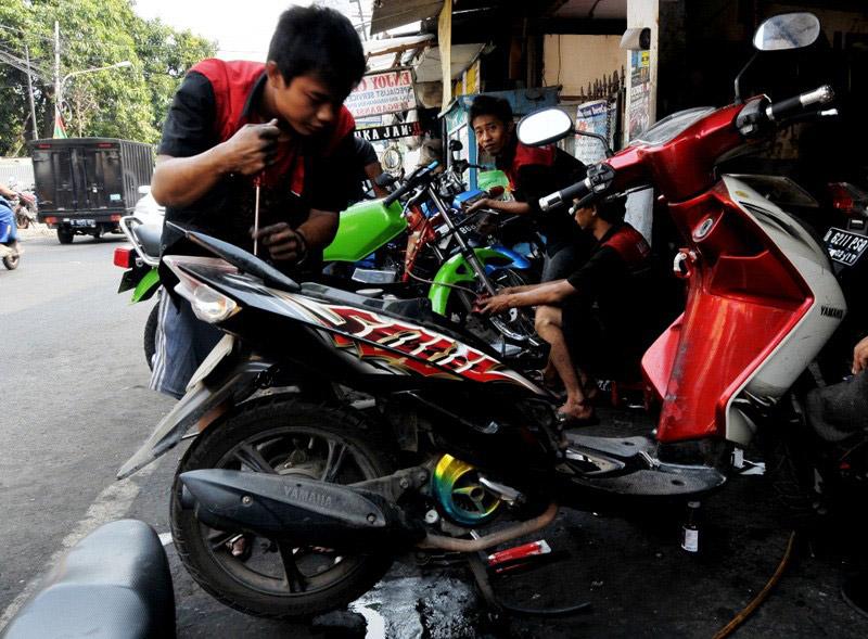 Tips Jitu Merawat Motor Matik Supaya Tetap Prima
