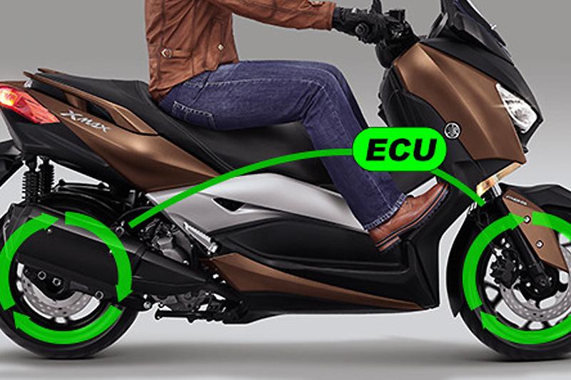Ini Keunggulan Teknologi Traction Control Pada Motor