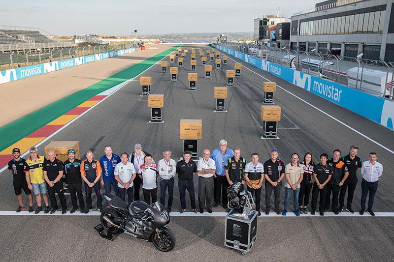 Triumph Resmi Jadi Pemasok Mesin Moto2 2019