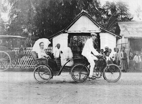 Sejarah Sepeda Motor di Indonesia