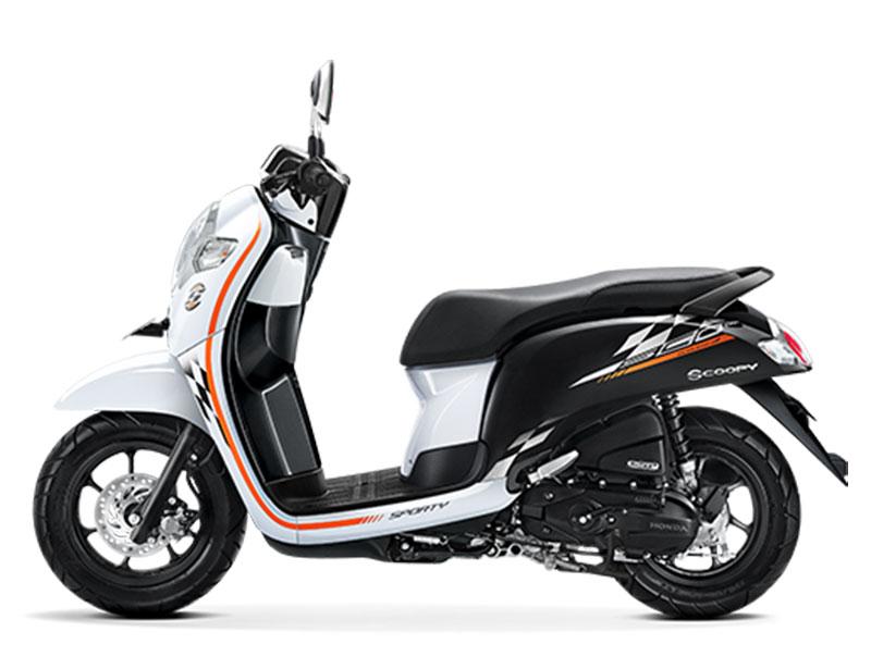 Mau Beli Honda Scoopy, Simak Harga dan Simulasi Kredit Honda Scoopy 2018
