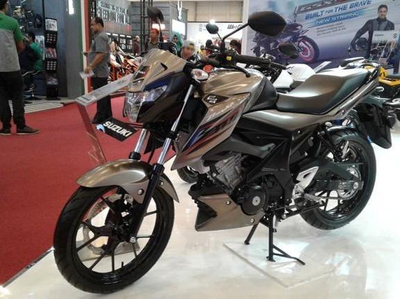 Harga Resmi Suzuki GSX150 Bandit Rp 26 Juta