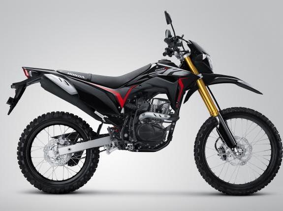 Warna Baru Honda CRF150L Bikin Tambah Garang