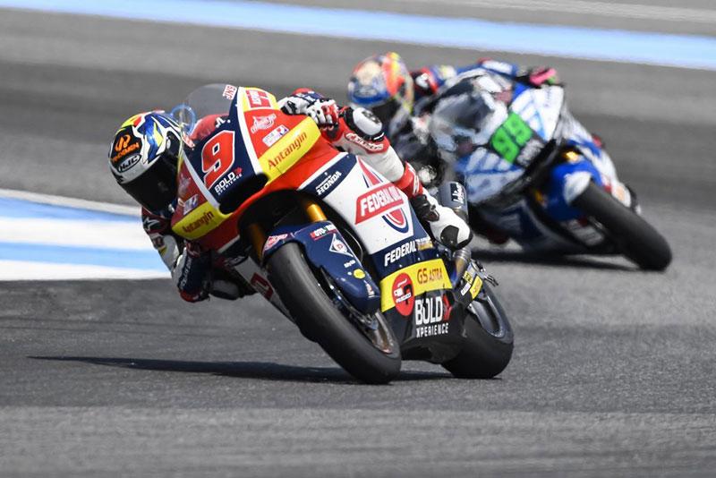 Moto2 Thailand Menjadi Moment Yang Sulit Bagi Navarro