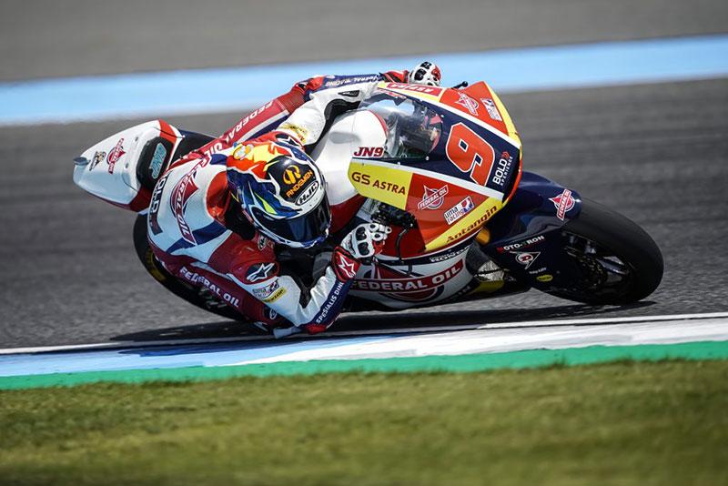 Latihan Hari Pertama Moto2 Thailand, Jorge Navarro Raih Hasil Positif