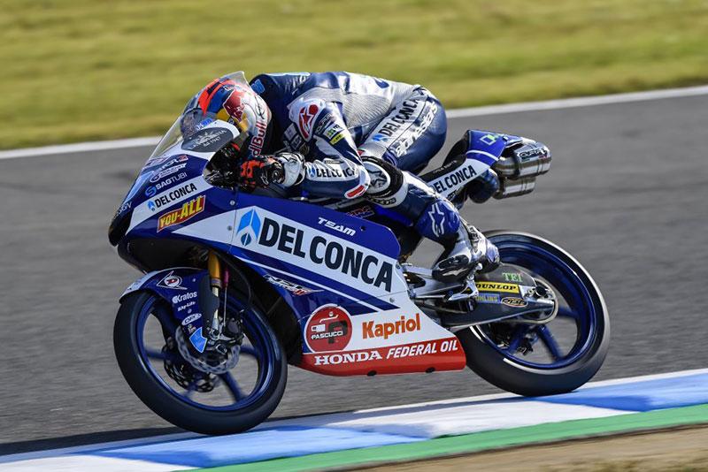 Moto3 Jepang Jorge Martin Bakal Bekerja Keras