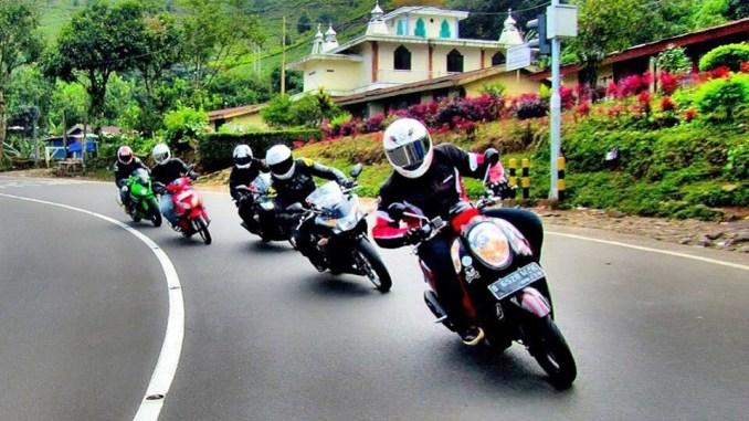 Tips Safety Riding, Cara Menikung Biar Aman