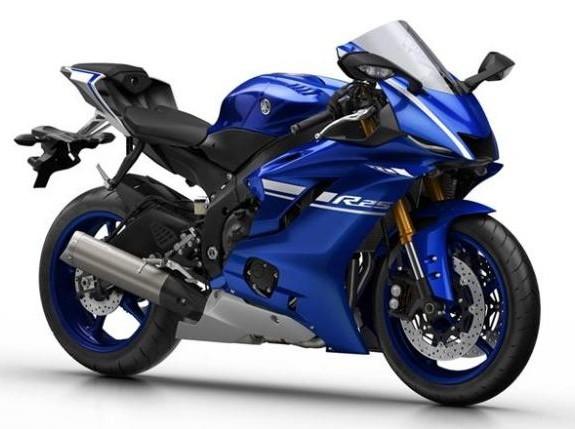 Ini Dia Tampang Yamaha R25 Baru