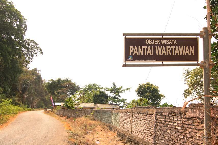 Patut Dikunjungi Nih Pantai Wartawan Lampung