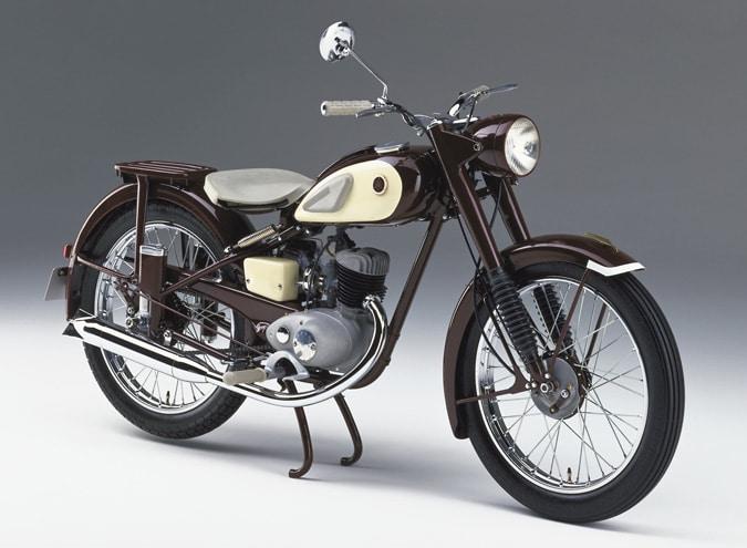 Sejarah Motor Yamaha di Dunia
