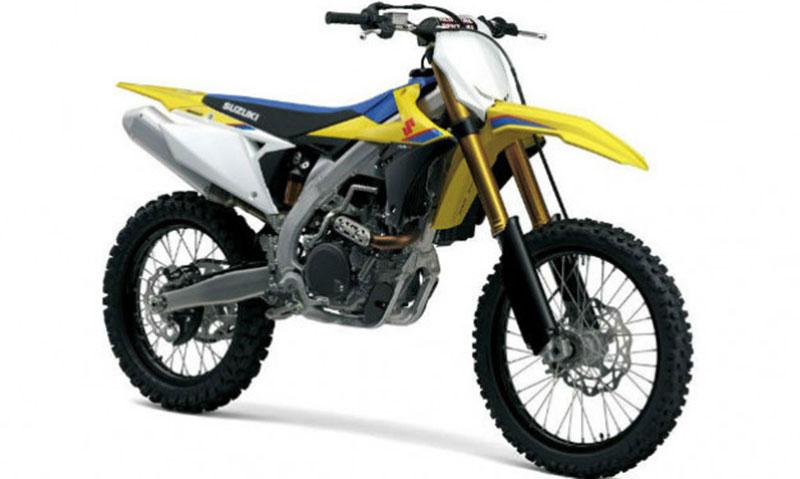 Motor Trail Suzuki Ini Harganya Bikin Dompet Tipis