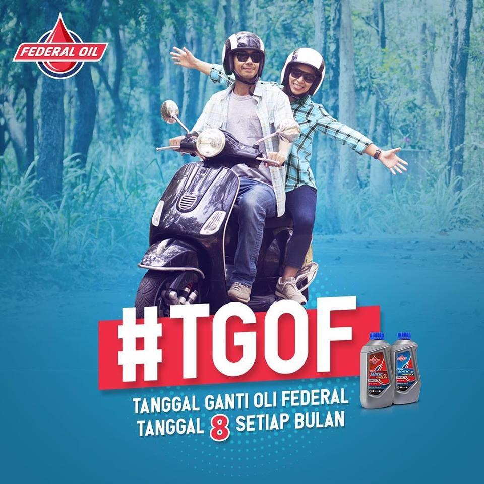 Bikin Motor Matik dan Hari Kamu Tambah Special Dengan Ikutan TGOF Matic Day