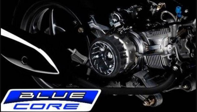Simak Keunggulan Mesin Blue Core Yamaha