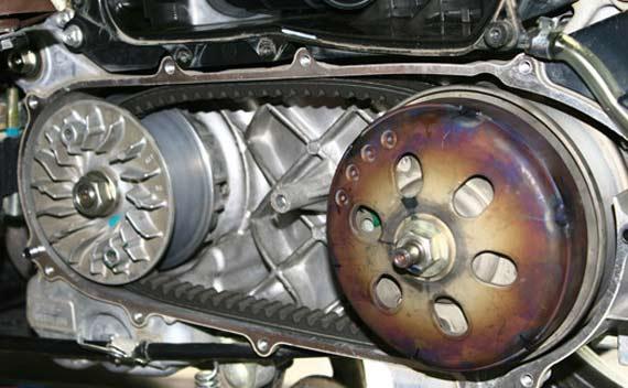 Tips Merawat CVT Motor Matik Supaya Awet