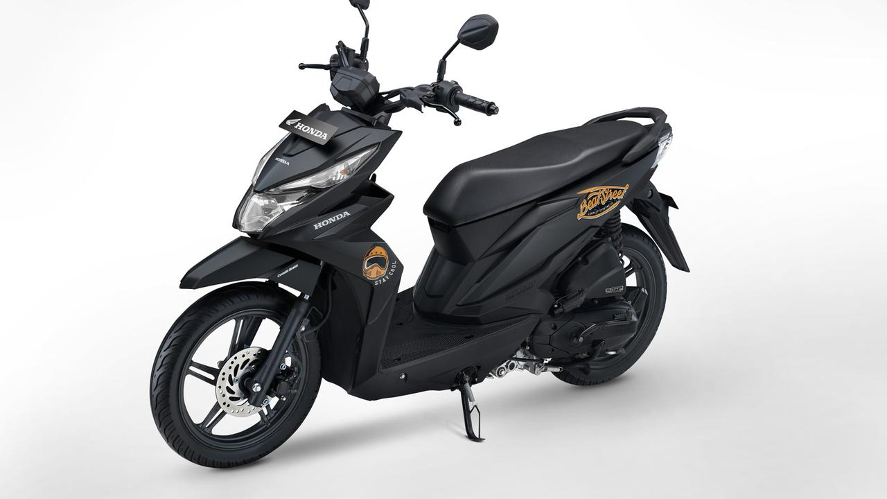 Warna Baru Honda BeAT Street Makin Kece
