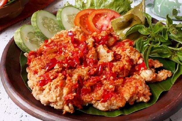 Rekomendasi Kuliner Ayam Geprek di Jakarta