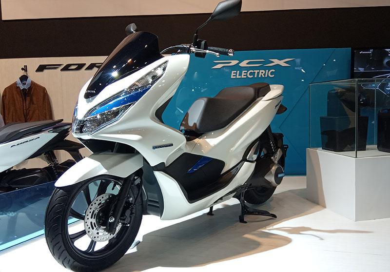 Honda Akan Hadirkan PCX Listrik