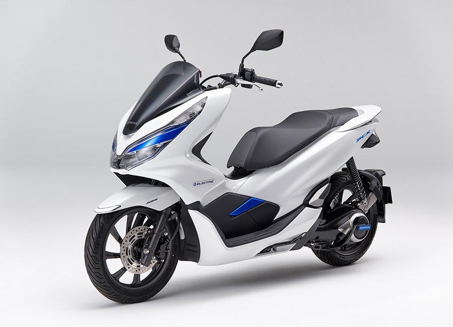 Honda PCX Listrik Sudah Bisa Dipesan