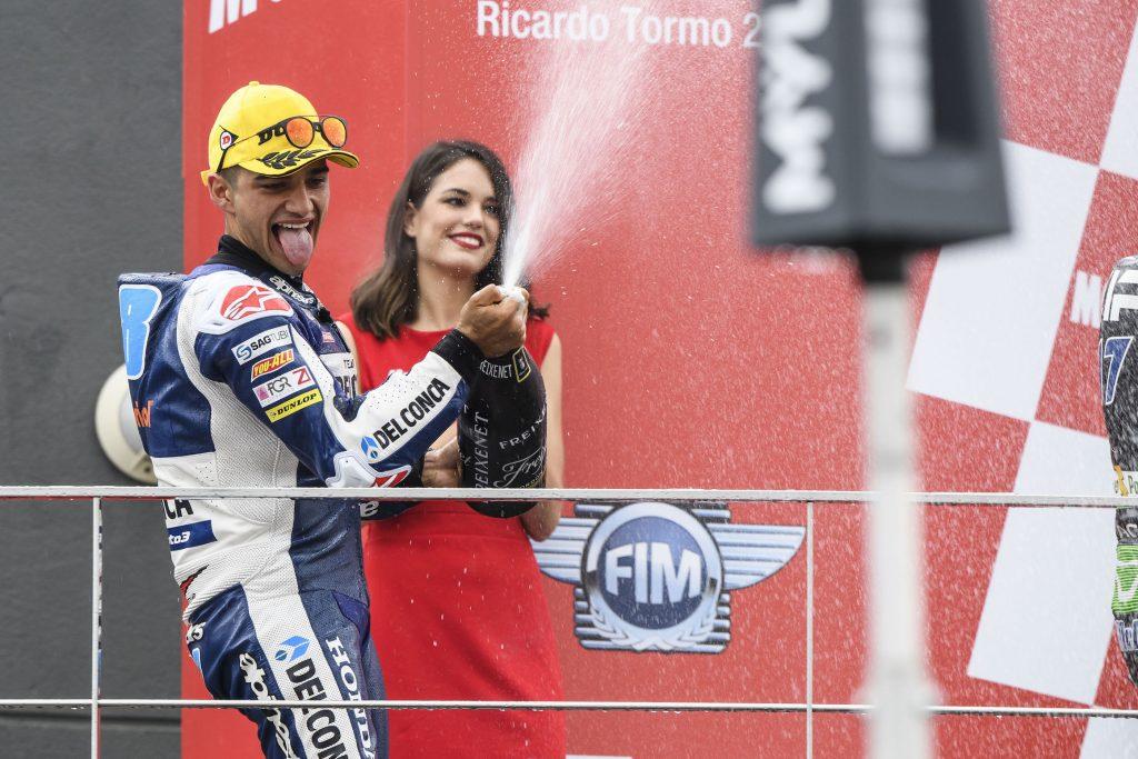 Jorge Martin Akhiri Musim Balap Moto3 Dengan Sempurna