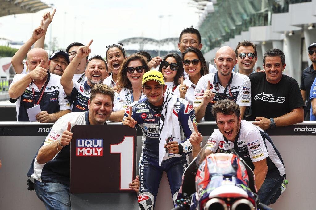 Raih Pole di Kualifikasi Moto3 Malaysia, Jorge Martin Berpeluang Tambah Poin