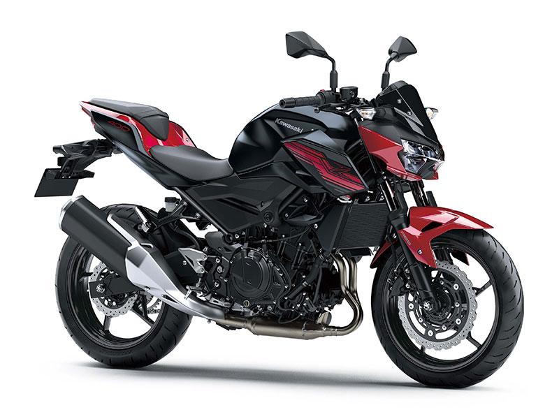 Kawasaki Z400 Motor Sport Naked Lincah