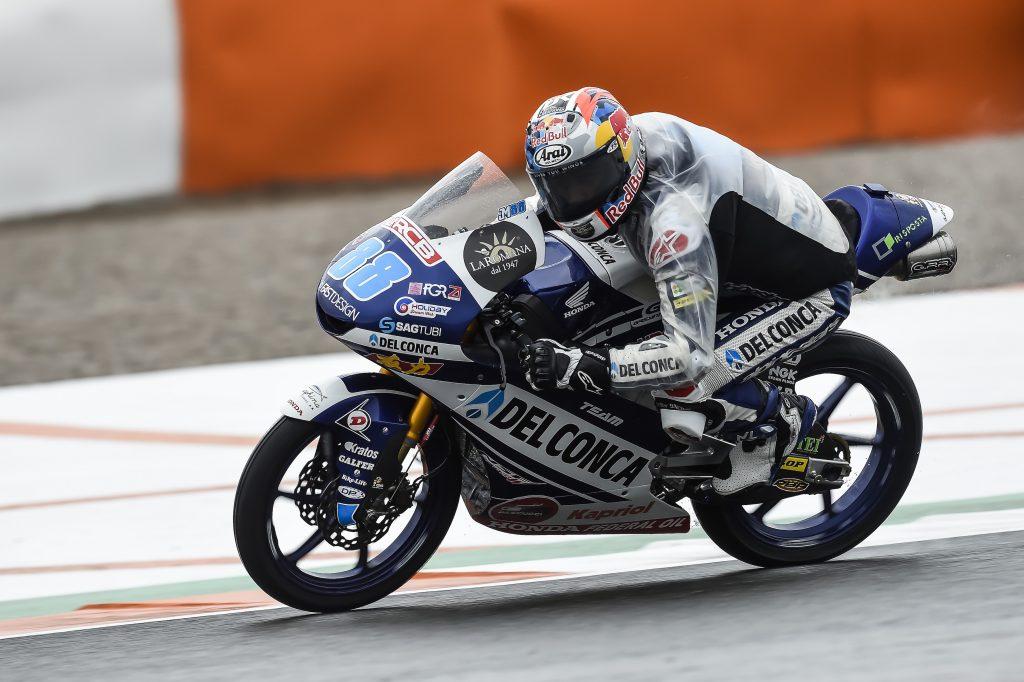 Latihan Bebas Moto3 Valencia, Jorge Martin Tampil Kompetitif