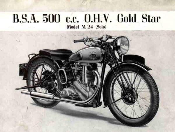 Sejarah Motor BSA di Dunia Bagian 2
