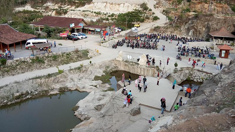 Tebing Breksi Destinasi Wisata di Jogja Yang Bikin Betah