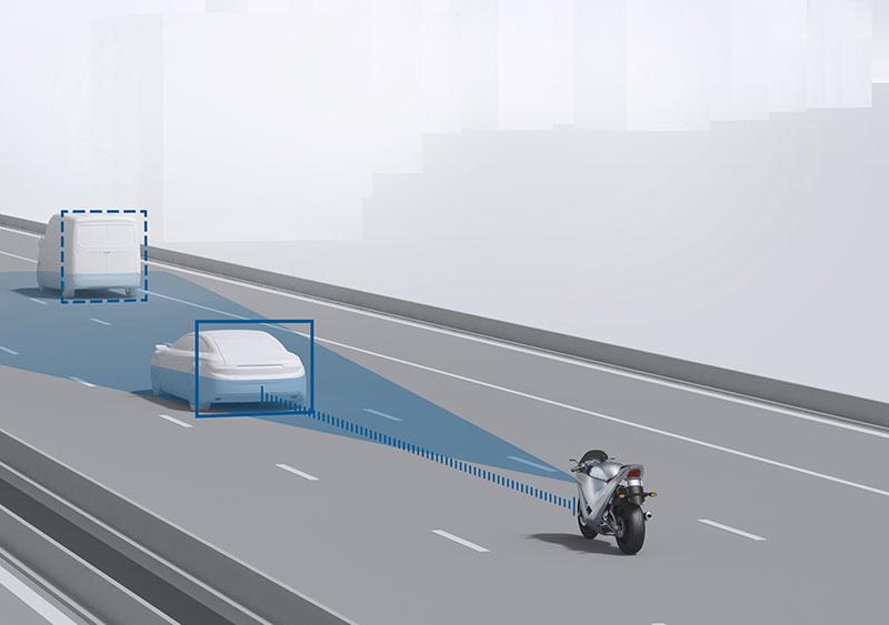 Cruise Control Adaptif Teknologi Canggih Dari Bosch Untuk Motor