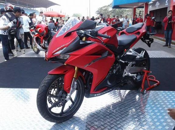 Honda CBR250RR Punya Teknologi Yang Tidak Dimiliki Motor Sport 250cc Lain