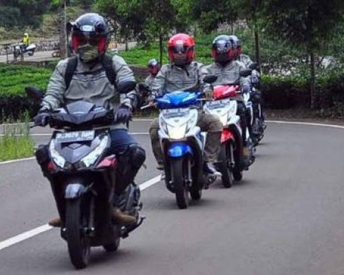 Tips Safety Riding Biar Aman di Jalan