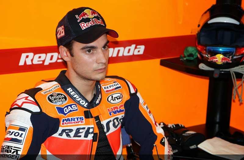 Nama Dani Pedrosa Ada di Tikungan Sirkuit Jerez