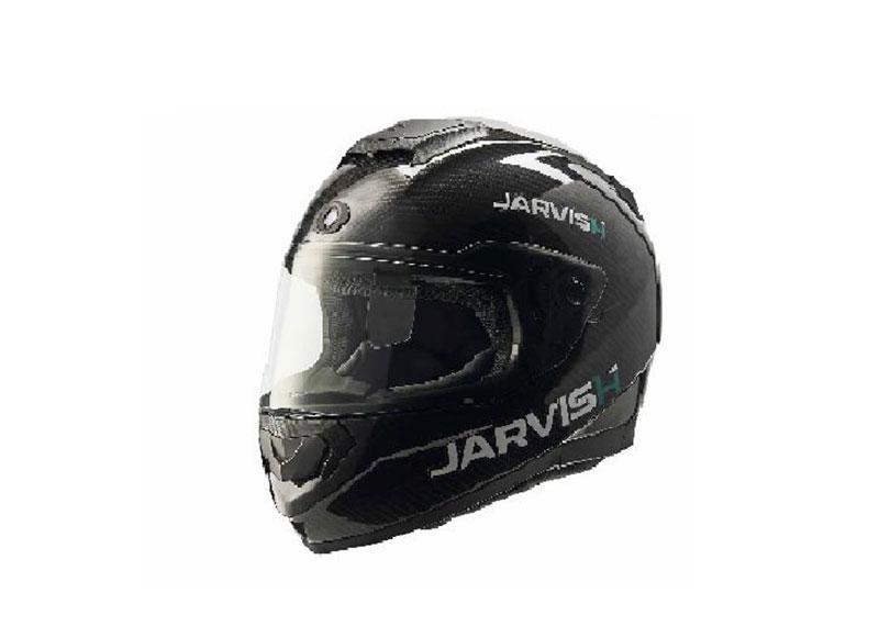 Helm Jarvish Punya Teknologi Canggih