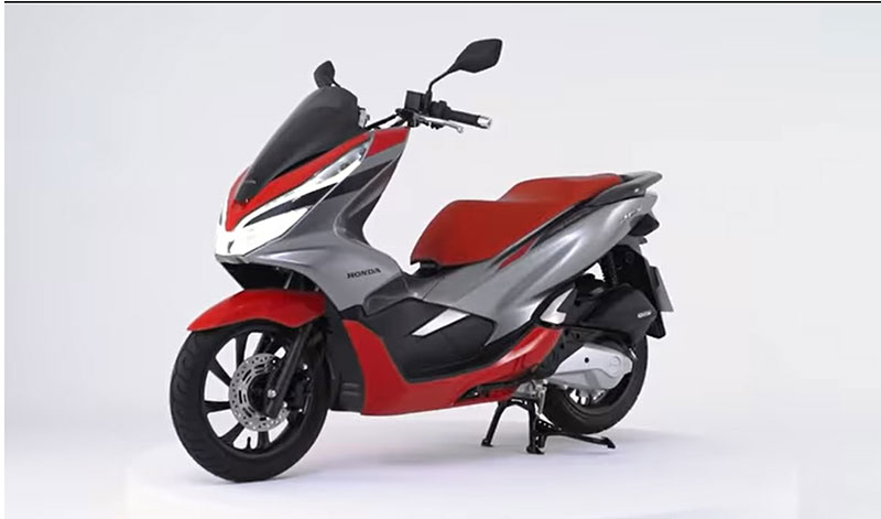 Nih Calon Honda PCX 150 Sporty 2019