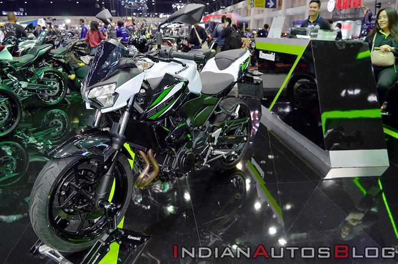 Kawasaki Z250 Meluncur di India, Harganya Rp70 Juta