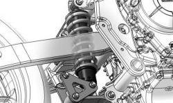 Apa itu Teknologi Fitur Pro-Link Suspension Pada Motor Honda?