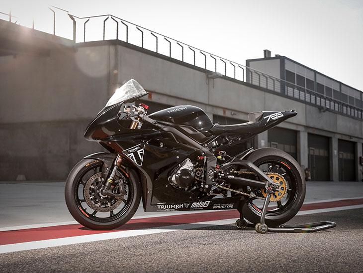 Perkiraan Tenega Mesin Triumph Untuk Moto2 2019