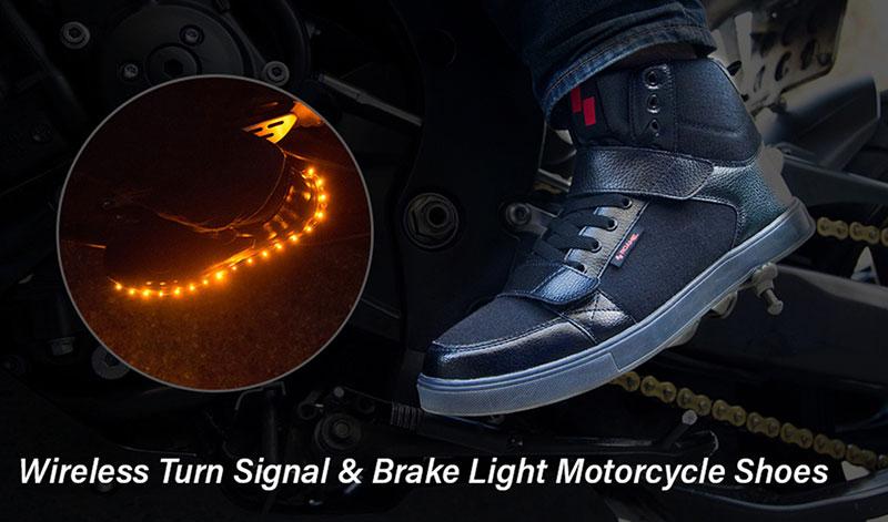 Sepatu ROAME Zeros, Selain Safety Bikin Keren Tampilan Bikers
