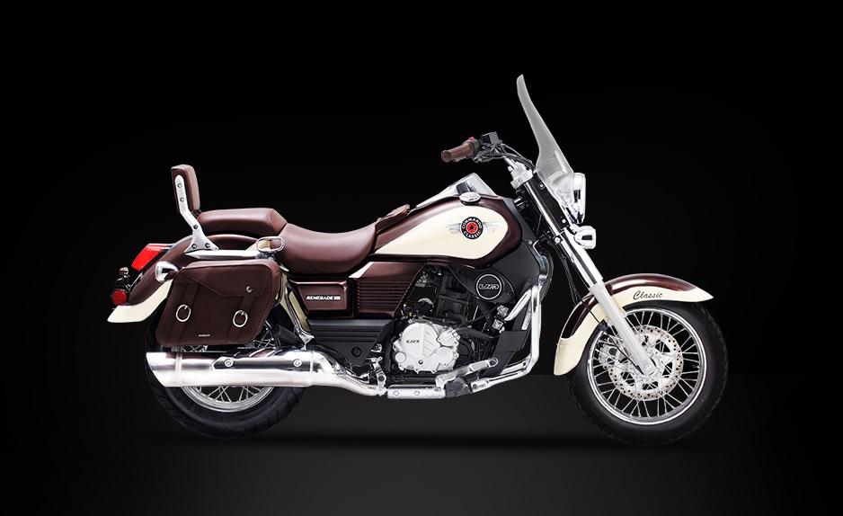 Moge Mirip Harley Ini Harganya Cuma Rp40 Juta