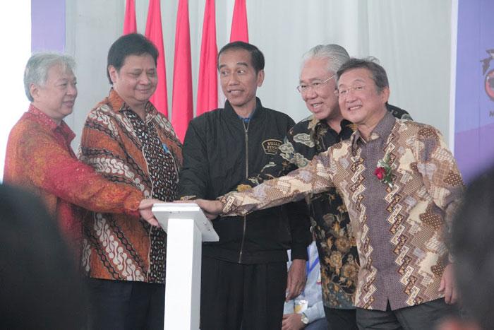 Presiden Jokowi Apresiasi Yamaha Yang Sudah Mengekspor 1,5 Juta Motor