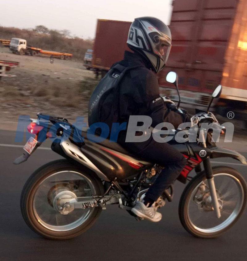 Yamaha Uji Motor Trail Baru Yamaha XTZ 125