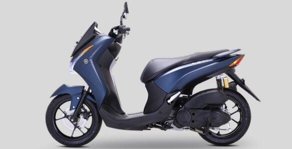 Yamaha Luncurkan Yamaha Lexi ABS