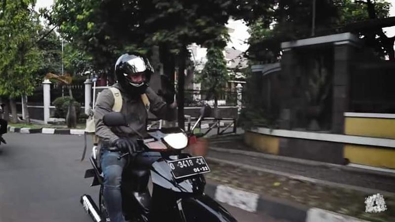Video Cerita Ariel Noah Restorasi Motor Suzuki Shogun