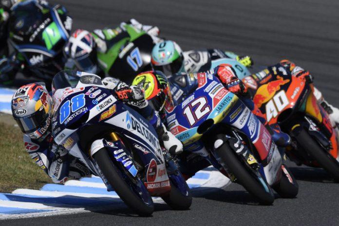 Kualifikasi Moto2 dan Moto3 2019 Ikuti Format MotoGP