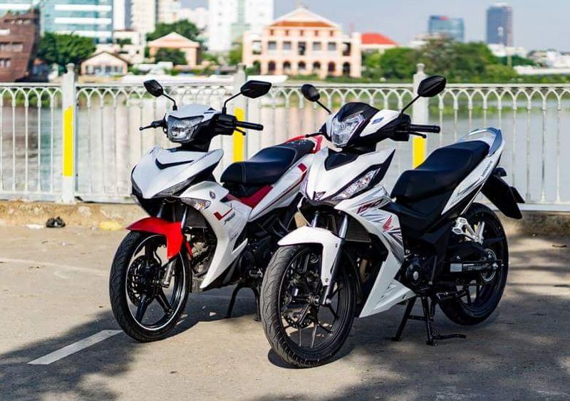 Waw Honda Revo Jadi Motor Bebek Paling Laris 2018