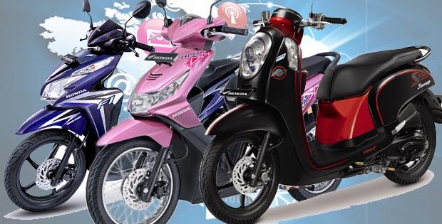 Ini Oli Yang Cocok Untuk Motor Matik Honda