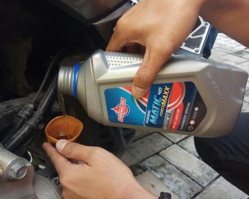 Jadikan Motor Matik Hondamu Makin Spesial  Dengan Federal Matic Ecomaxx