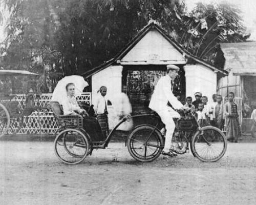 Sejarah Awal Mula Sepeda Motor Bagian I