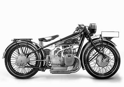 Sejarah Singkat Lahirnya Motor BMW
