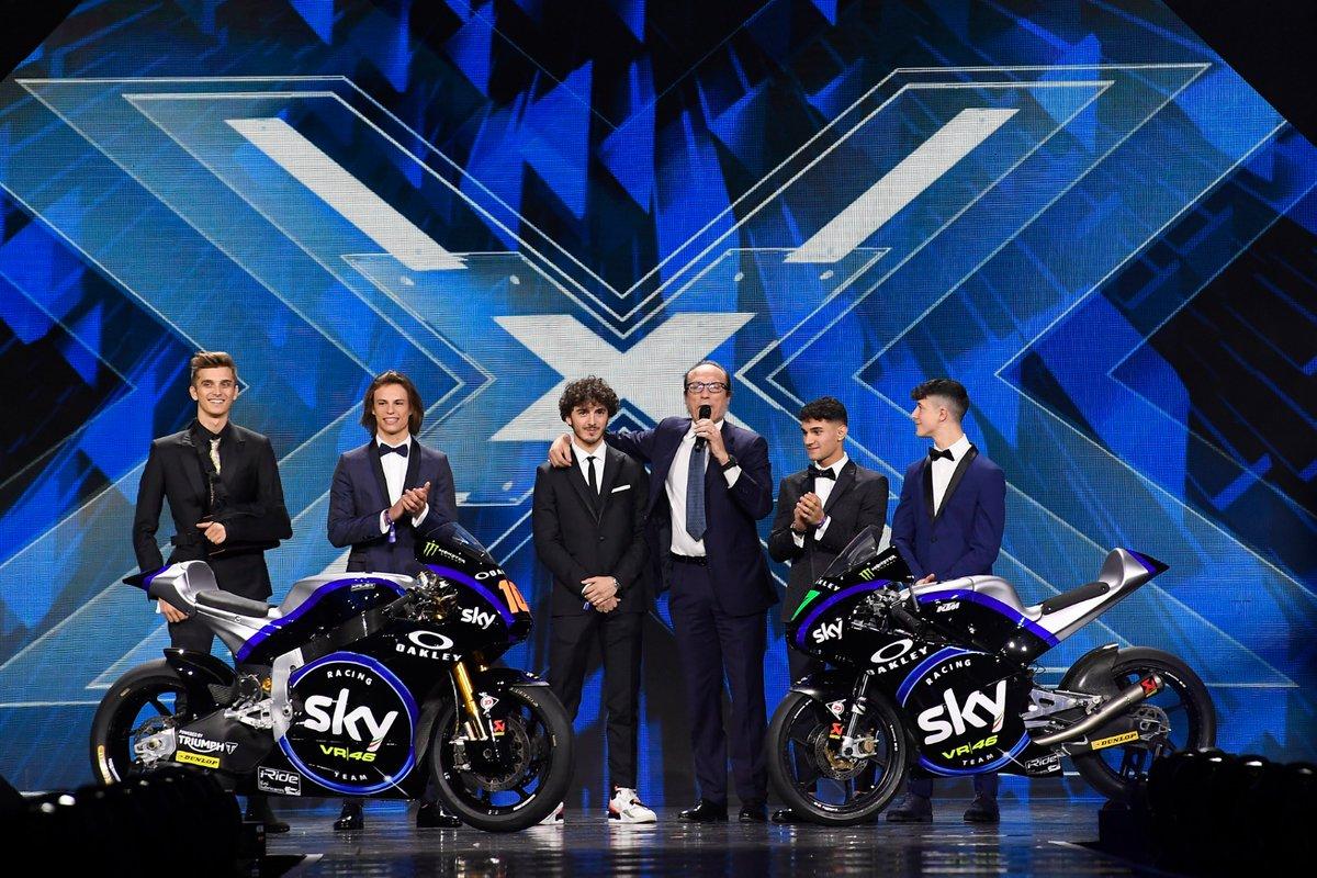 Sky VR Racing Team Pakai Livery Baru Untuk Musim Balap 2019